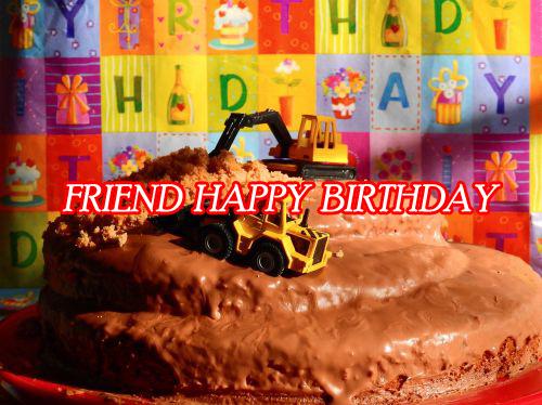 Friend Happy Birthday