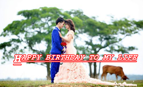 Lover Happy Birthday