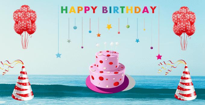 Happy Birthday Wishes for WhatsApp