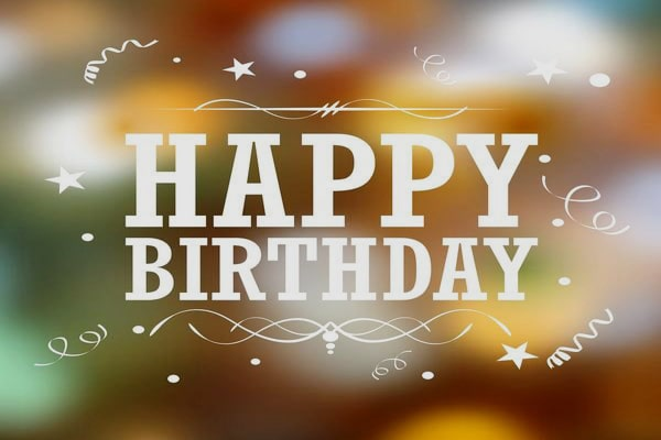 Free HD Happy Birthday Wishes Download