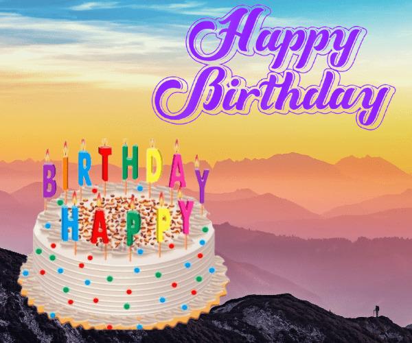 Happy Birthday Cake Pics Download