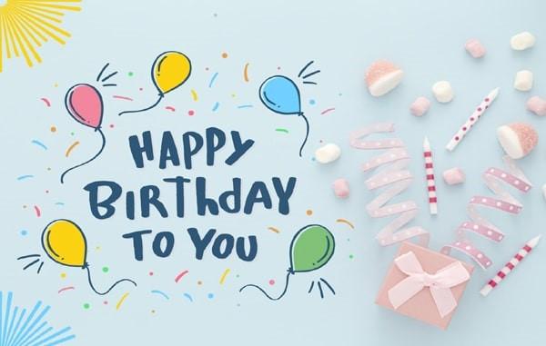 New Happy Birthday Wishes