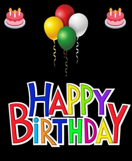 New Latest Happy Birthday Cake Images