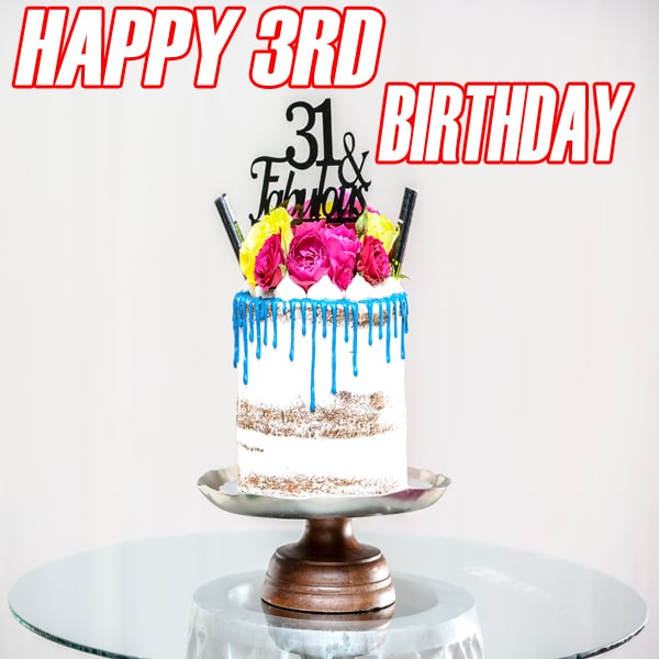 Top Happy 3Rd Birthday Images