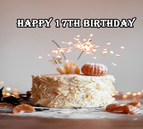 HD Download Happy 17Th Birthday Images