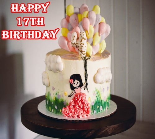 Happy 17Th Birthday Images Download HD