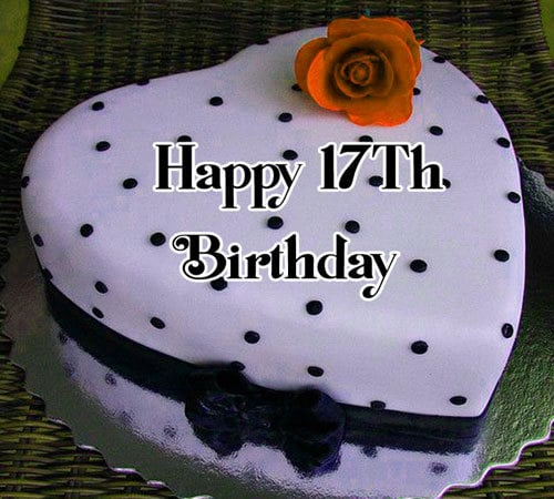 Happy 17Th Birthday Images HD