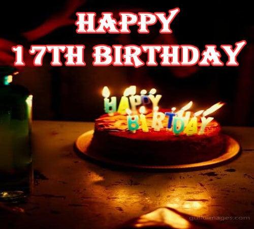 Happy 17Th Birthday Pics Download