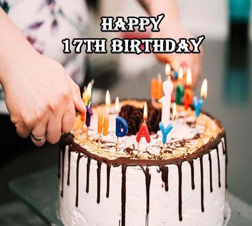 Latest Happy 17Th Birthday Images
