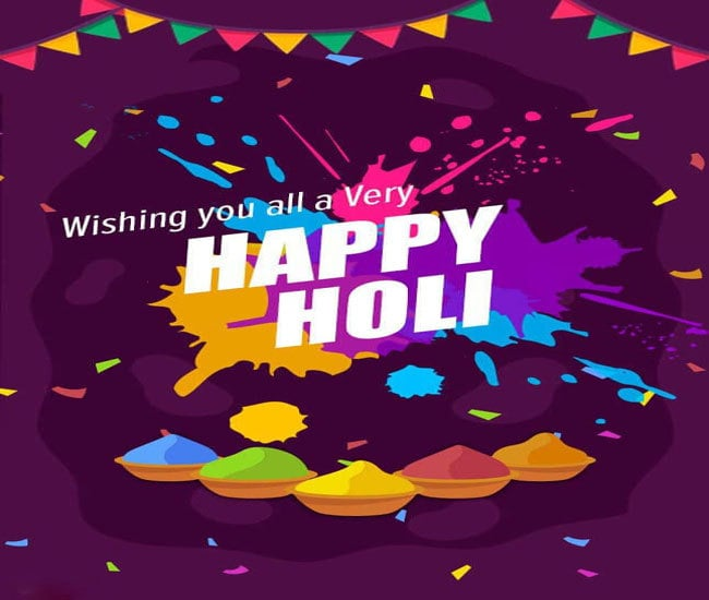 Latest Happy Holi Images HD Download