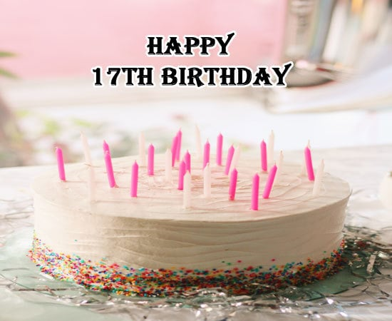 Top Happy 17Th Birthday Images
