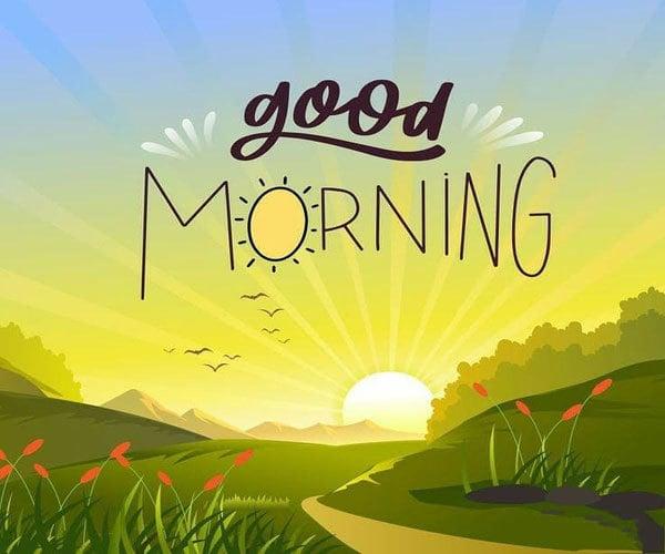 Good Morning Pics For Whatsapp