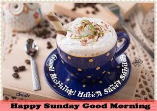 Cute Images Happy Sunday Good Morning Images