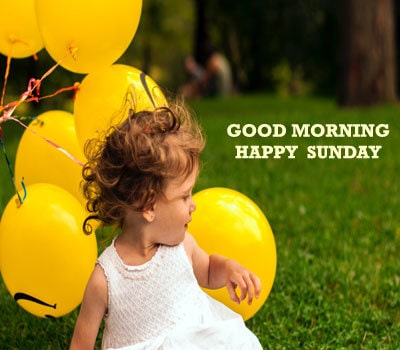 Latest Happy Sunday Good Morning Pics For Whatsapp
