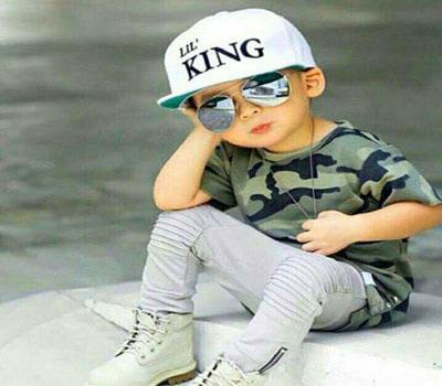 Cute Baby Boy Whatsapp Photo
