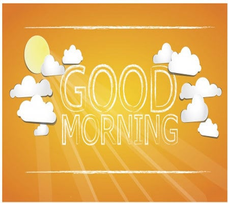 Good Morning Photo Hd