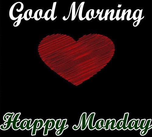 Happy Monday Good Morning Images Download