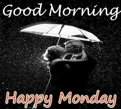 Happy Monday Good Morning Photo