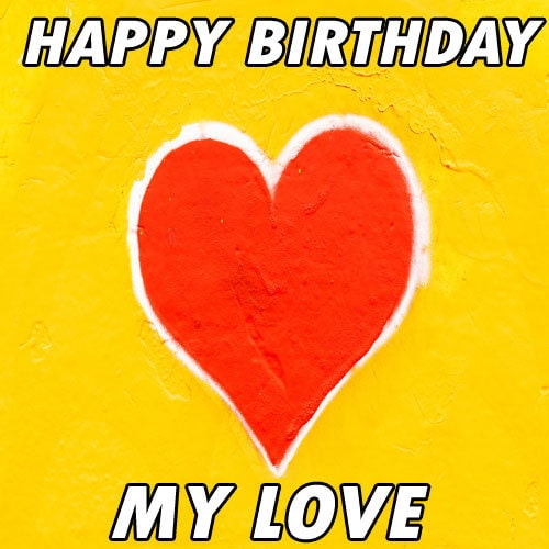 Best Happy Birthday Love Images Wallpaper For Whatsapp