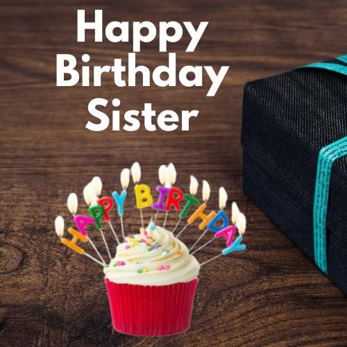 Best Happy Birthday Wallpaper For Sister