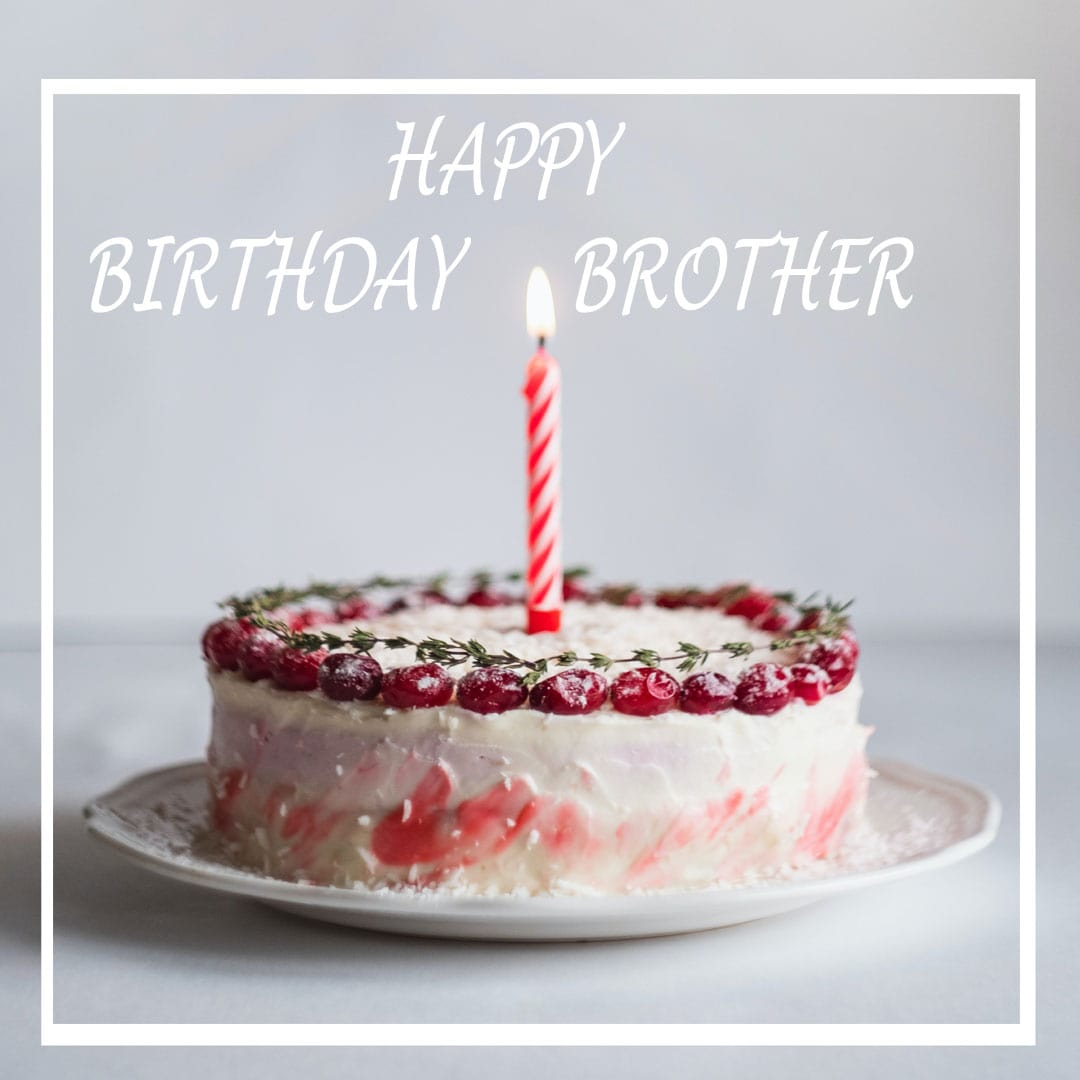 Free Happy Birthday Images For Brother