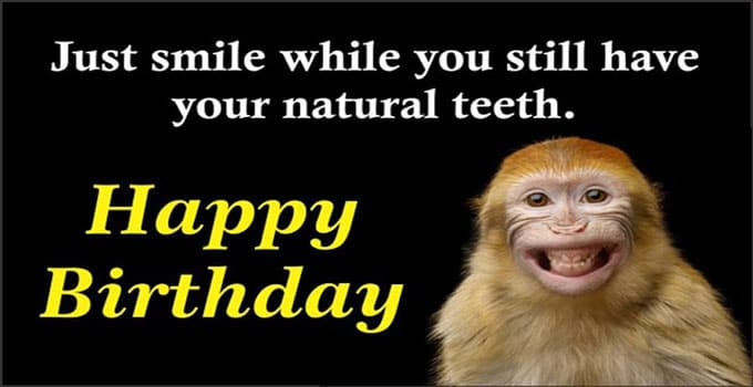Funny Happy Birthday Wishes Quotes Images Pics
