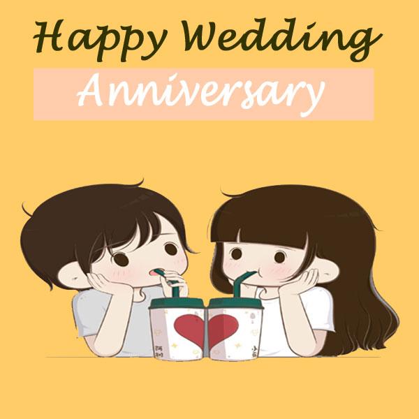 Happy Anniversary Image For Whatsapp