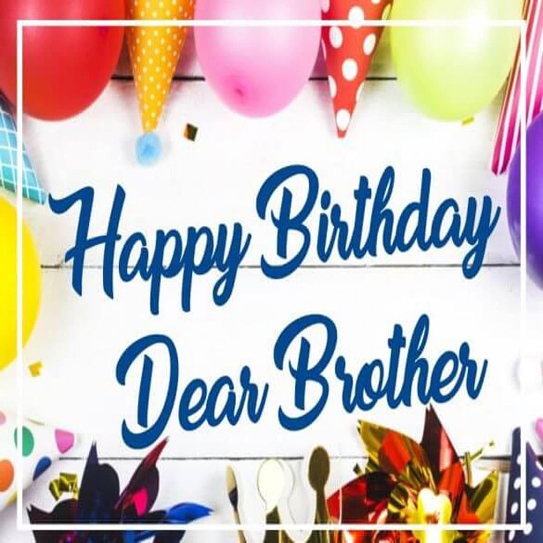 Happy Birthday Bro Wishes Images HD