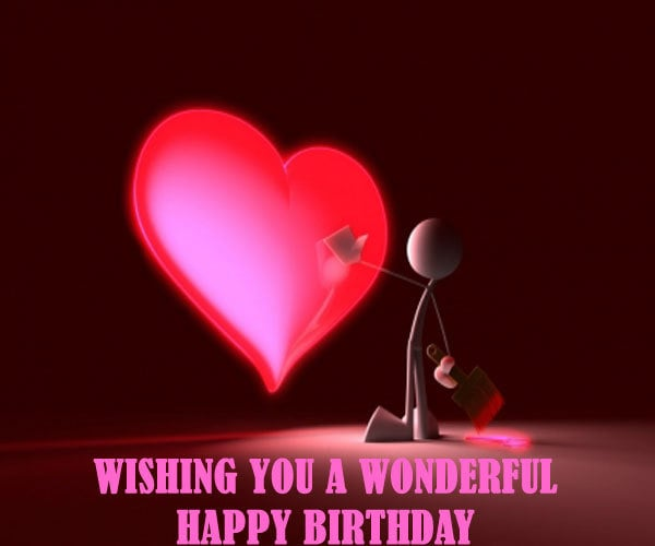 Happy Birthday Love Images For Lover