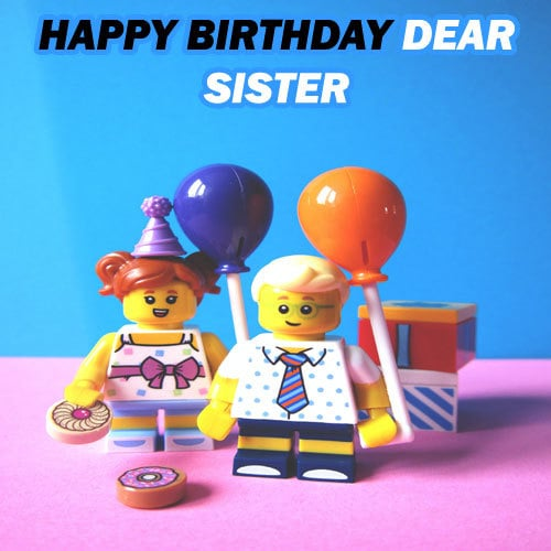 Happy Birthday Wishes Pics For Sister Download