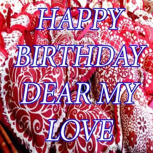 New Happy Birthday Love Photo Download