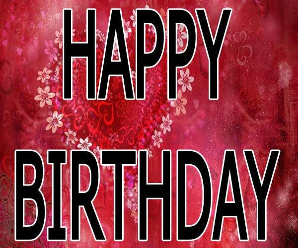 Romantic Happy Birthday Love Images For Whatsapp