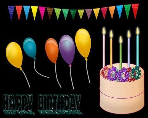 happy birthday images for telegram