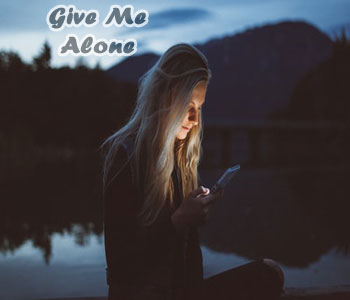 Alone Girl Dp Images