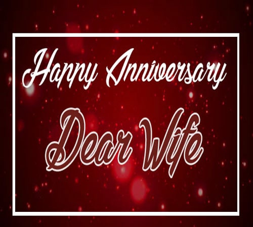 Happy Anniversary Wishes HD