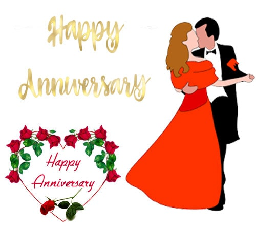 Happy Anniversary Wishes Images HD