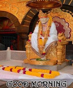 Sai Baba Gud Morning Images