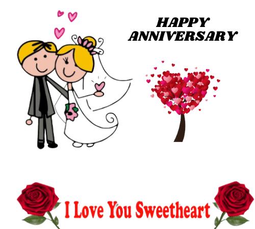 Wedding Anniversary Wallpaper Download