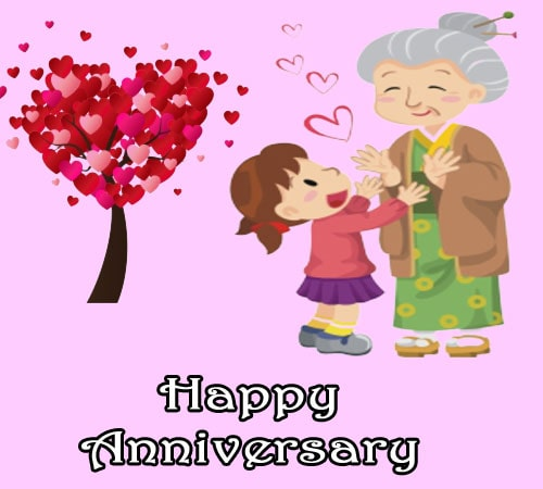 Wedding Anniversary Wishes Pictures