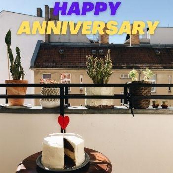 Happy Anniversary Cake Images
