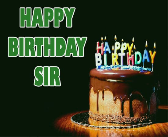 Happy Birthday Images sir for whatsapp