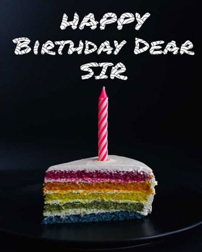 Happy Birthday Sir Images Download