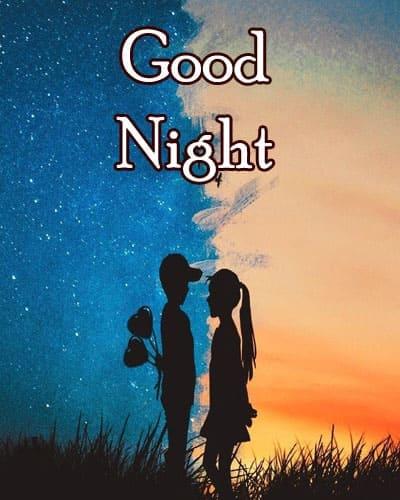 Hd Romantic Good Night Images