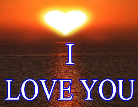 I love you images free download