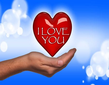 I love you photo free download hd