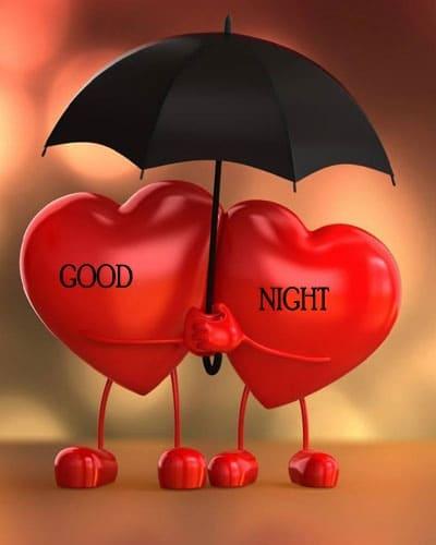 Romantic Good Night Love Images