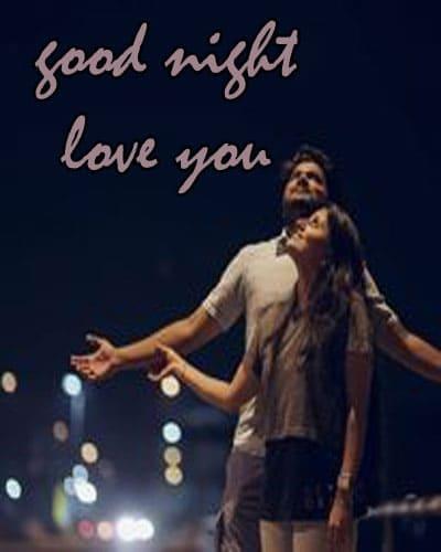 Romantic Good Night Love Pictures