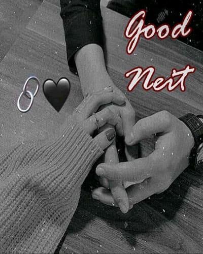Romantic Love Good Night Photo Download