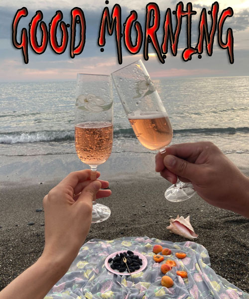 Good Morning Beach Images