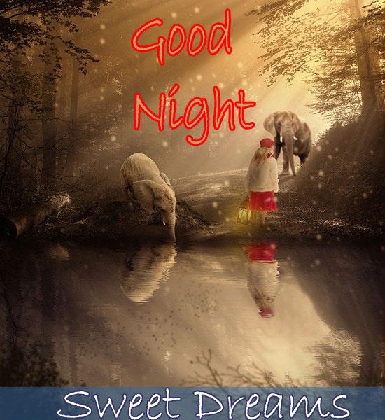 Good Night Sweetheart Images Hd